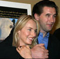 William Baldwin & Chynna Phillips